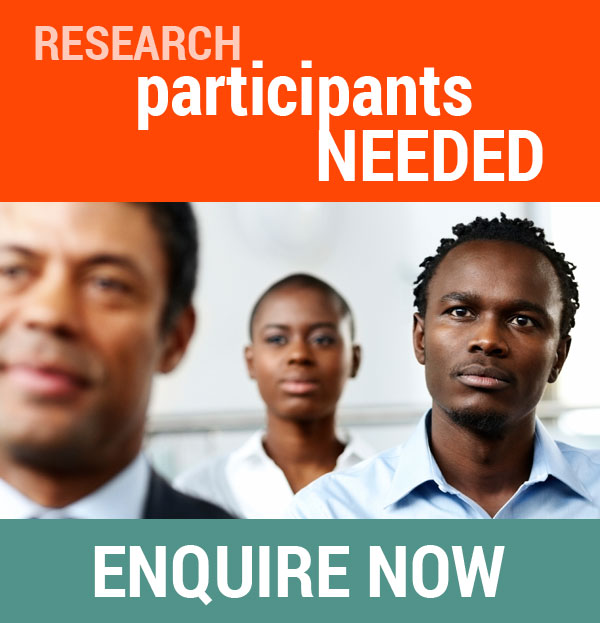 Research participants enquire here