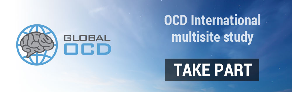 International OCD study - Take Part