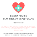 Lianca Fourie Spelterapie/ Play Therapy